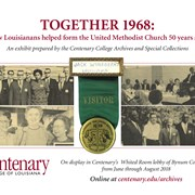Centenary to Digitize Louisiana United Methodist Women Publications