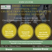 Church Transformation: Come and See