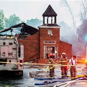 Bishop Harvey Responds to Church Fires in Louisiana