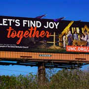 United Methodist Church Christmas Campaign: