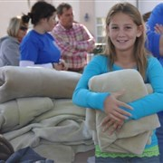 Carrollton UMC assists homeless of New Orleans through Nikki's Blankets NOLA and Lindy's Place