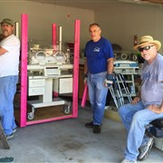 St. Charles UMC, Destrehan sends medical equipment to clinic in West Africa