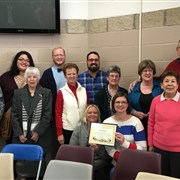 Lakeview UMC Honored