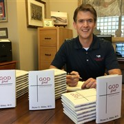 United Methodist physician turns author with 'God First'